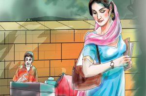 Hindi crime story