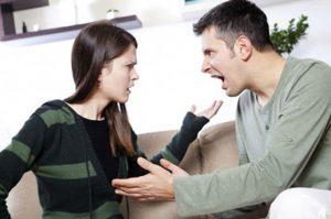 My husband beat me last night