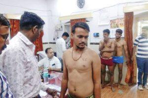 politics in india sc st based exam result a game of caste politics