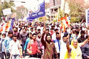 politics in india dalit act