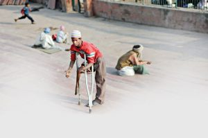 beggars are bigger challenge