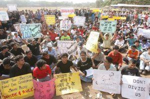 dalit vote bank politics,
