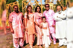 bollywood family of thakurganj movie shooting starts at lucknow
