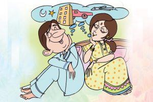 hindi story kya kya khwab dikhaye