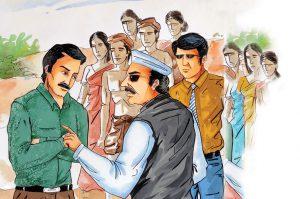 hindi story prtikrya