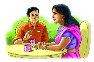 hindi story antheen