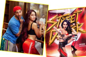 Street Dancer 3D Trailer, Nora Fatehi dance